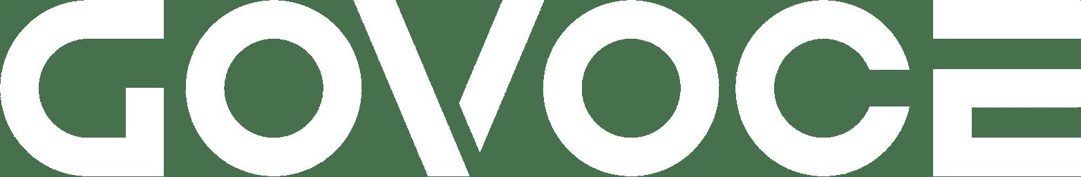 GoVoce logo-white